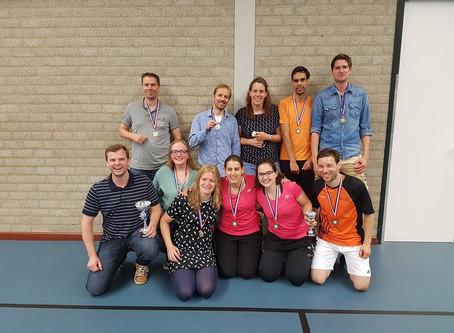Team 3 Nederlands Kampioen!