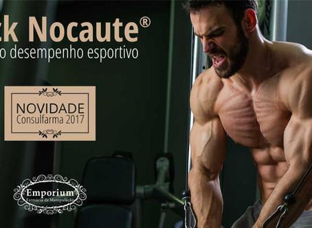 Black Nocaute - melhora o desempenho esportivo