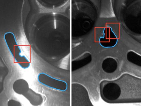 Otimização de rebarbação robótica utilizando visão