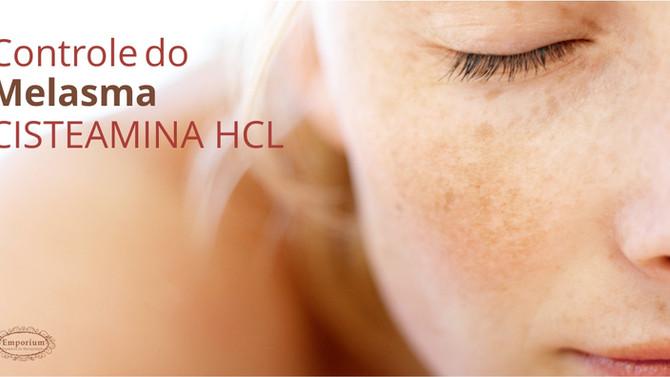 CISTEAMINA HCL - Controle do Melasma