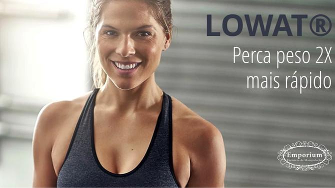 LOWAT® - Perca peso 2X mais rápido