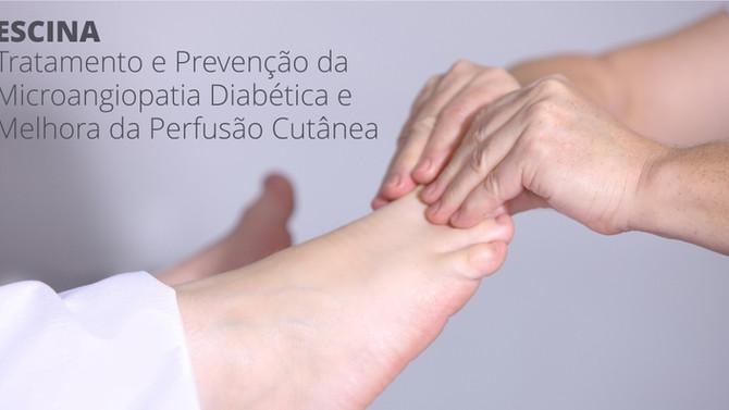 ESCINA - Tratamento e Prevenção da Microangiopatia Diabética e Melhora da Perfusão Cutânea