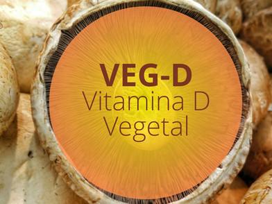 Conheça a VEG-D, suplementação natural de vitamina D