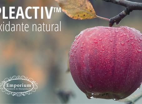 APPLEACTIV - Maçãs orgânicas, mais poder antioxidante