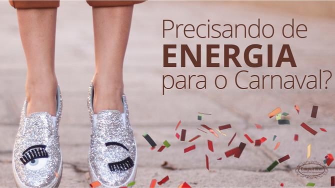 Dicas para manter a energia no Carnaval