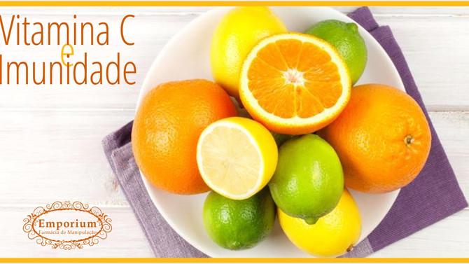 Vitamina C - Mais imunidade