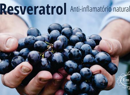 Resveratrol  - Reduz a Inflamação na Colite Ulcerativa