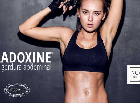 PARADOXINE® - Termogênico que reduz a gordura abdominal