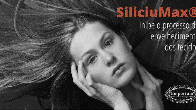 SiliciuMax® -  50% superior ao silício estabilizado em colina*