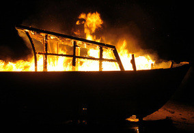 """""""My tax return was on my yacht…which caught fire"""""""