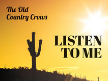 21st June 2021 - New Crows Listen To Me EP released today...
