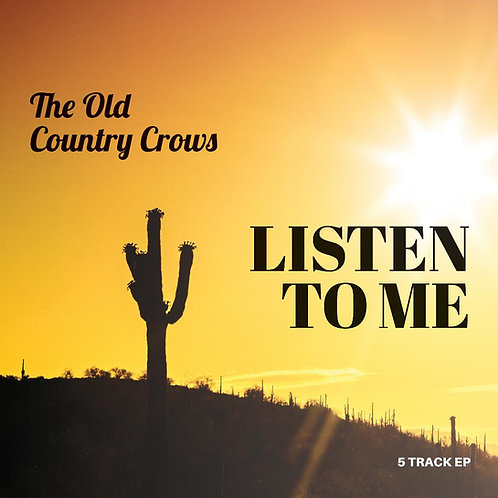 Listen To Me - EP