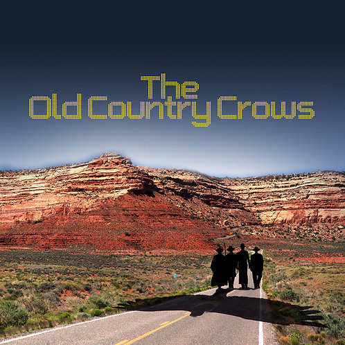 The Old Country Crows - CD