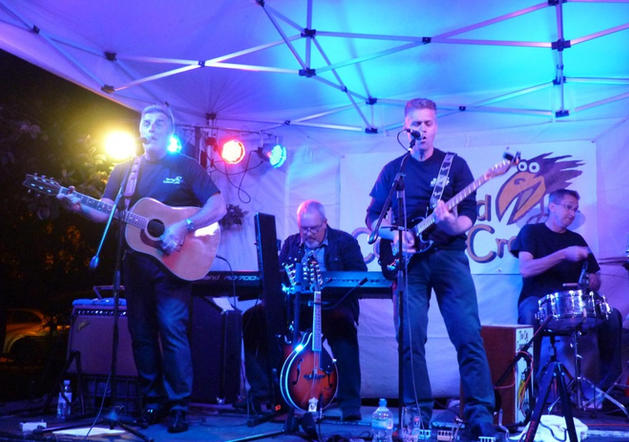 Album Launch Show at The Fox Inn