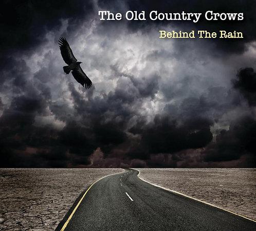 Behind The Rain - CD
