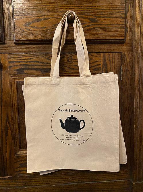 Tea & Sympathy Tote Bag