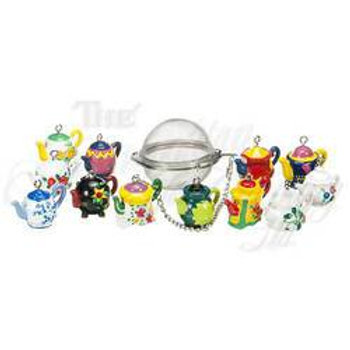 Decorative Tea Ball Strainer