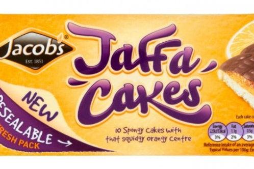 Jacob's Jaffa Cakes