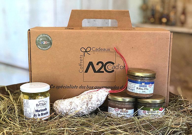 BOX Casse-Croûte de Sarlat