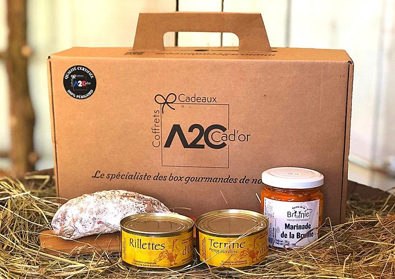 BOX Casse-Croûte Sarladais