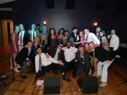 SoulPlay Band witth Alpha Fraternity