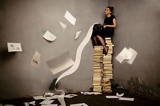 Lady on Books.jpg