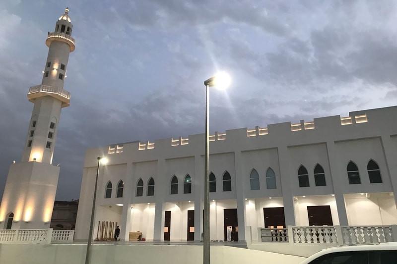 Al Attiyah Mosque & Majlis | Mosque Complex | Doha | Qatar