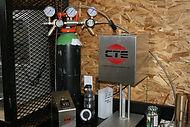 lab equipment, testing, fluid loss lab