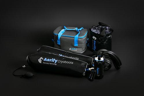 Aerify Cryoboots cryo-compression system