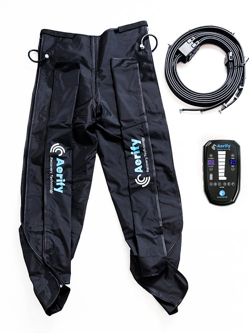 Aerify Charge Recovery pants system