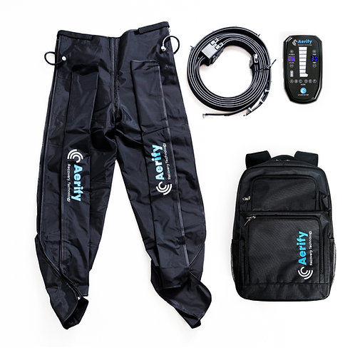 Aerify Charge Recovery pants system+backpack