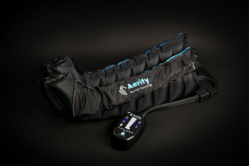 Aerify Charge Recovery boots system