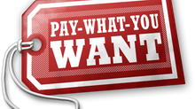 Could Pay-what-you-want be the kickstarter sleeping giant?