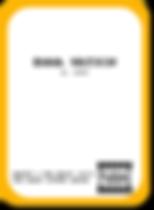 Flip the Script | Cast Card - Margot Robbie