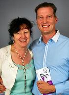 Angela Heesom and Henning Klovekorn Fina