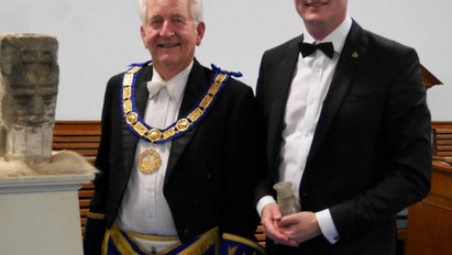 Double Lecture on Freemasonry at Lodge Glenelg