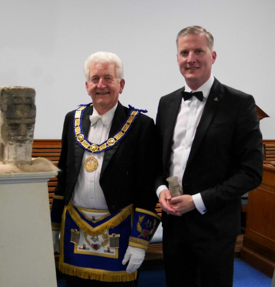 Double Lecture on Freemasonry at Lodge Glenelg