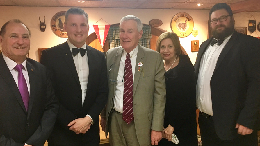 Speaker of the House supports Austrian Club