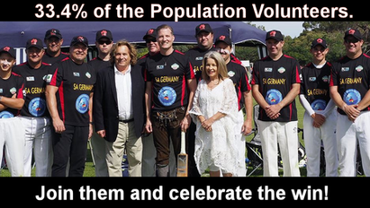Celebrating 5,000 hours of Volunteering and Community Service