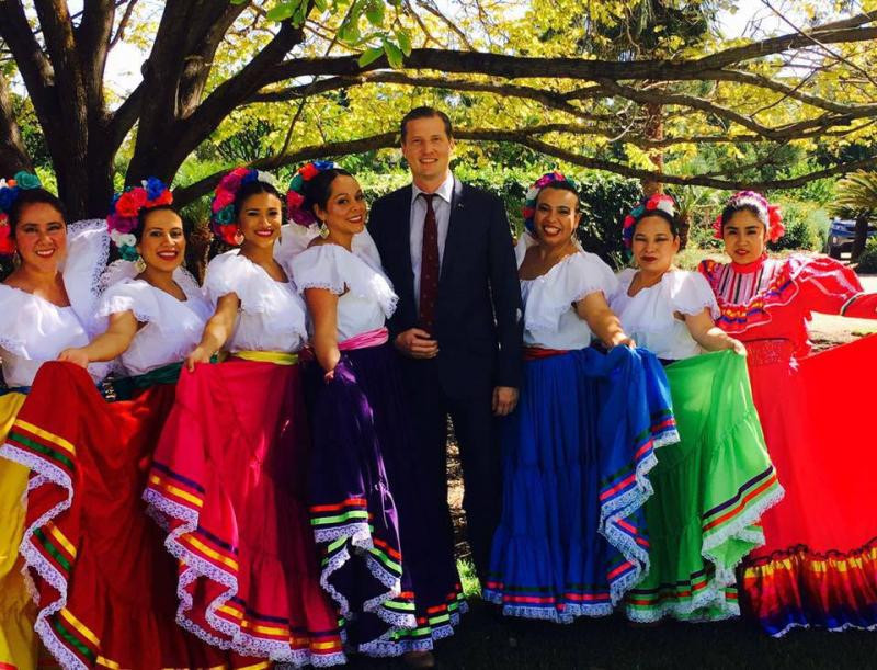 Celebrating Multiculturalism at the Governor's Multicultural Awards.