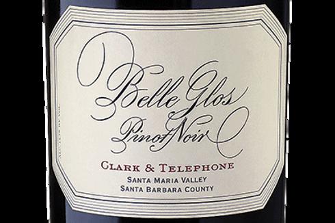 "Belle Glos, ""Clark & Telephone"" - Pinot Noir"