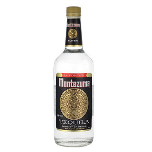 Montezuma, White & Gold - 1L