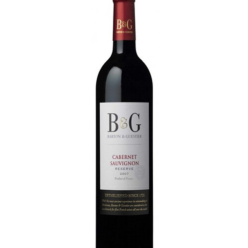 B & G, Bordeaux - Cabernet Sauvignon