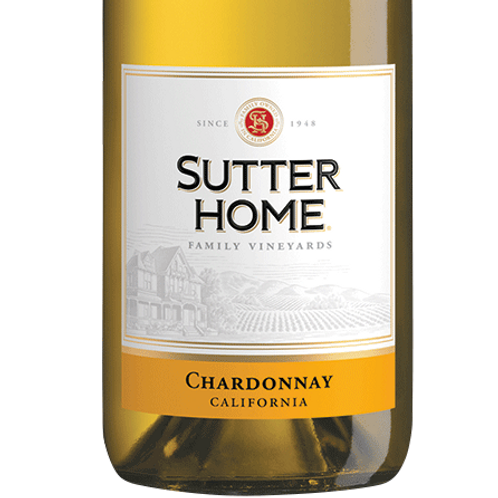 Sutter Home - Chardonnay