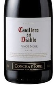 Casillero del Diablo - Pinot Noir