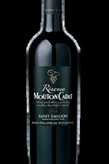 Mouton Cadet - Saint Emilion Reserve