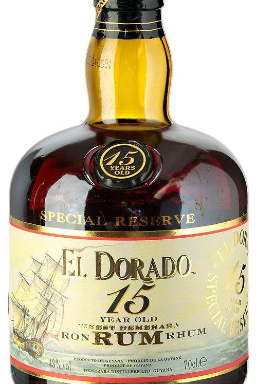 El Dorado, 15 y.o. - 750ml