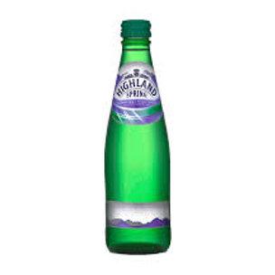 Highland Spring, Sparkling Water - 330ml (case)