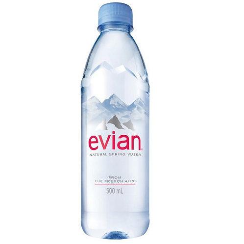 Evian - 500ml (case)
