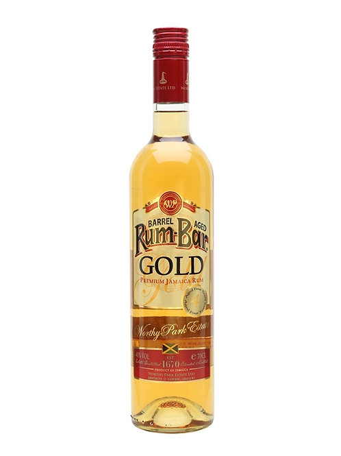 Rum-Bar, Gold - 750ml